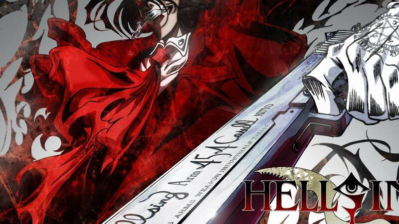 Hellsing - Derek Kolstad (John Wick) will write the film for Amazon