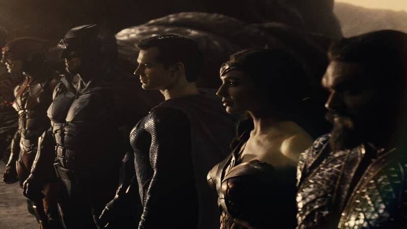 Zack Snyder's Justice League - exclusively on Sky and NOW TV at a crazy price