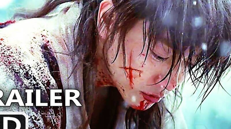 Rurouni Kenshin The Final / The Beginning - the trailer of the live action movies
