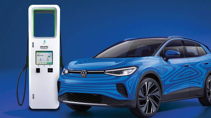 Volkswagen is safe: charging the electric car will be free in the future
