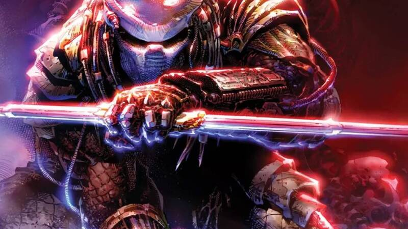 Predator - the new Marvel comic series arrives