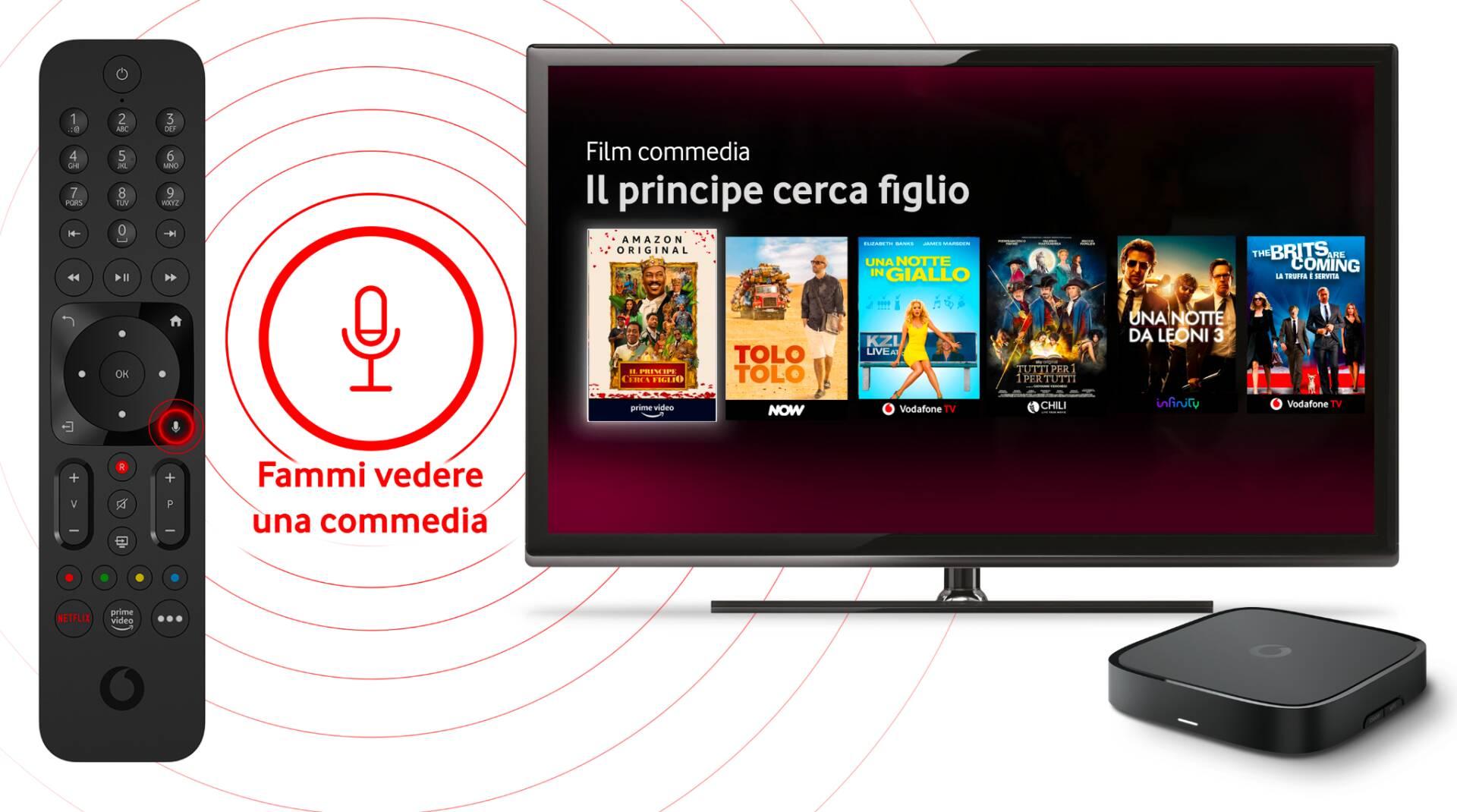 Vodafone TV PRO BOX