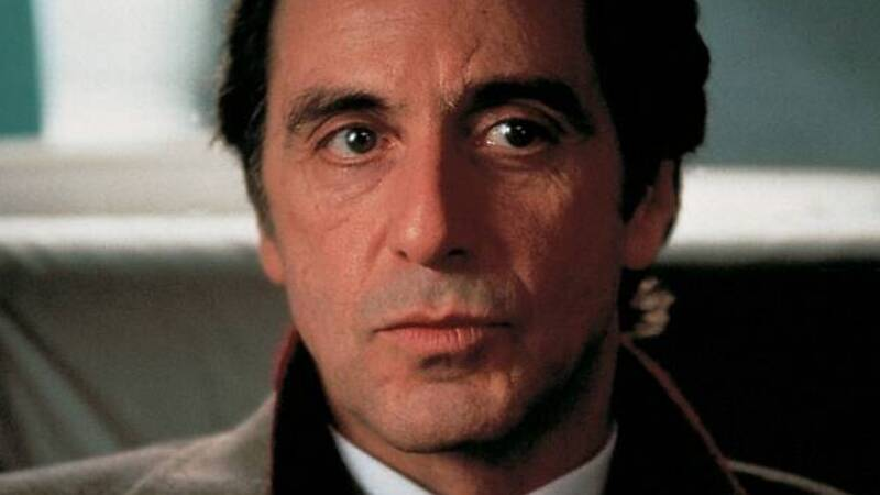 Al Pacino, the Italian who made ends meet in Hollywood