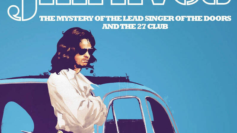 Image Comics will publish a graphic novel about Jim Morrison