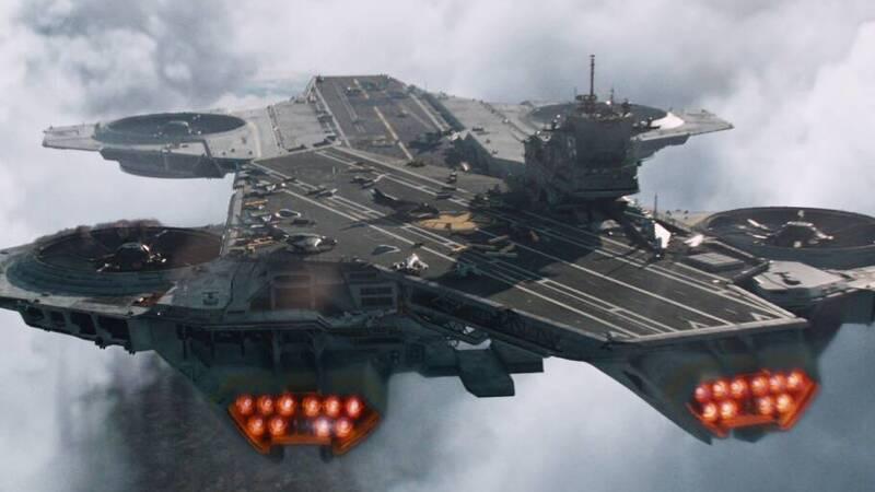 Will Marvel's Helicarriers become reality?