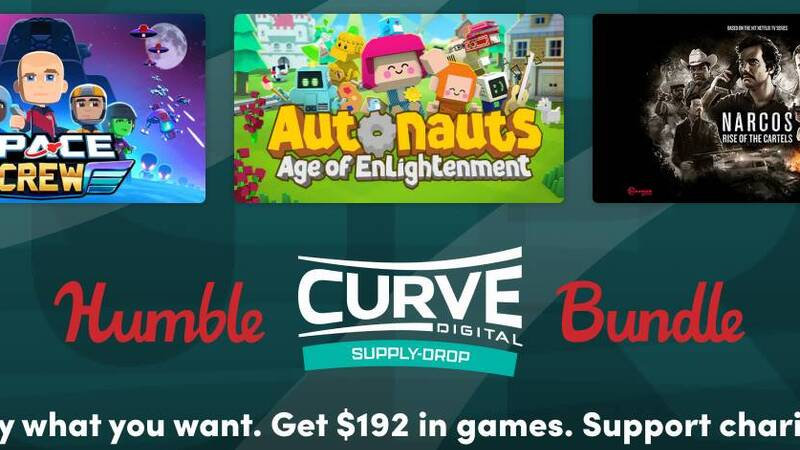 Lots of super games at a super price in the new Humble Bundle!