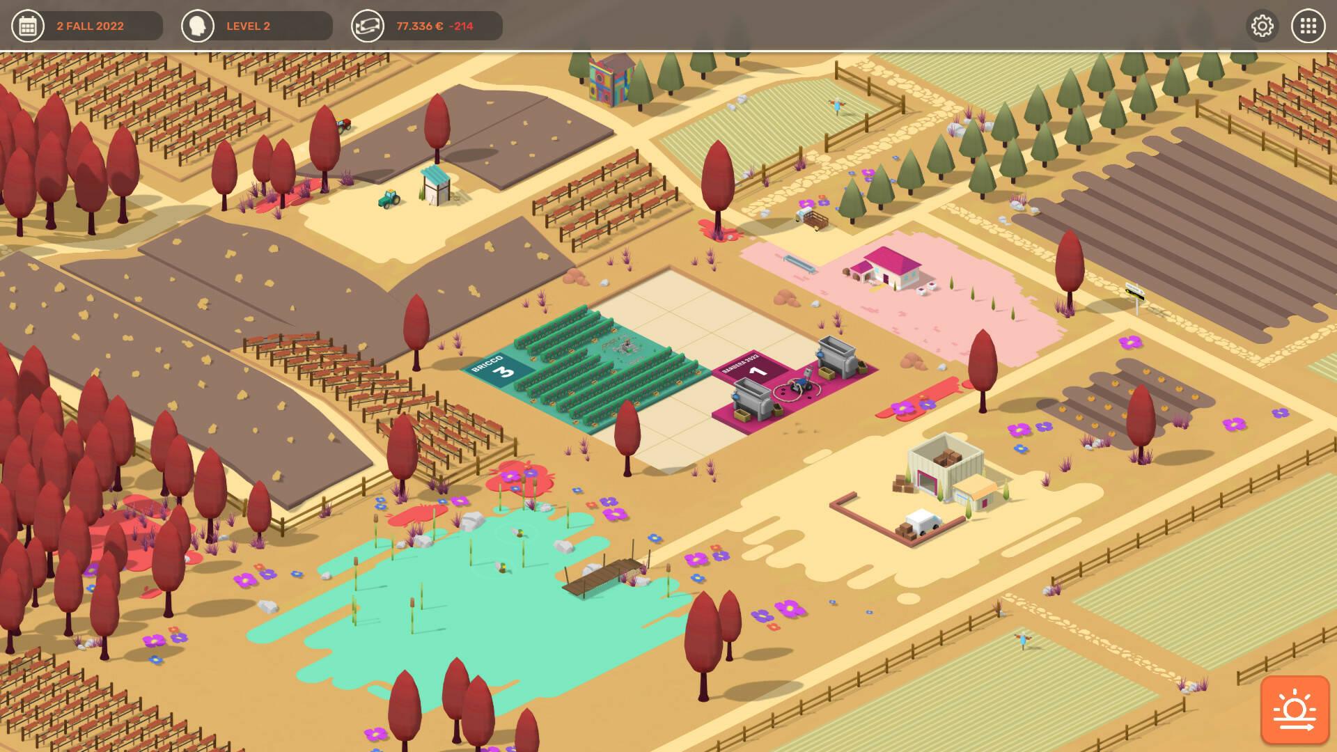 Hundred Days – Winemaking Simulator
