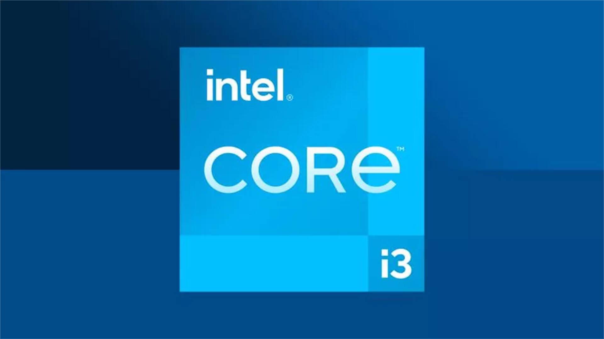 Intel Core i3 Comet Lake Refresh