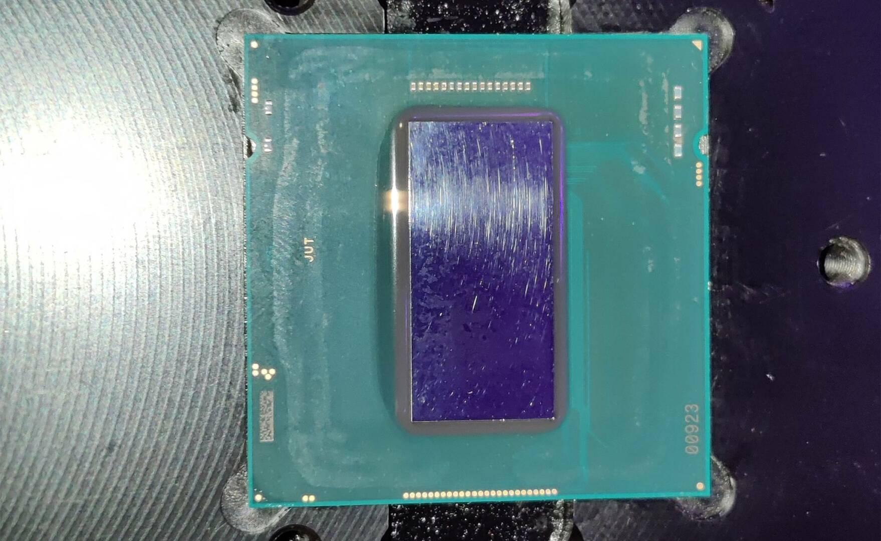 Intel Rocket Lake Core i7-11700K