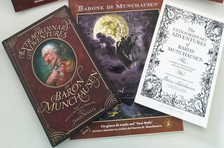 Le Straordinarie Avventure del Baronedi Munchausen