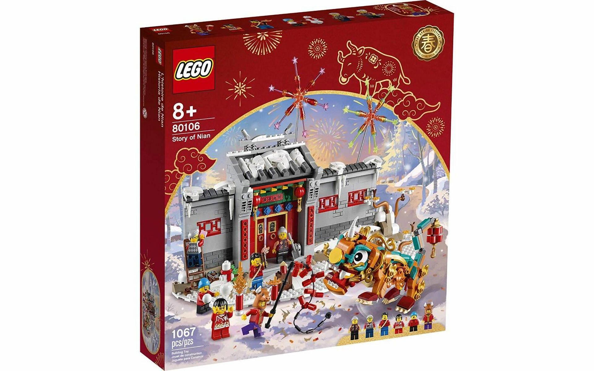 LEGO CAPODANNO CINESE