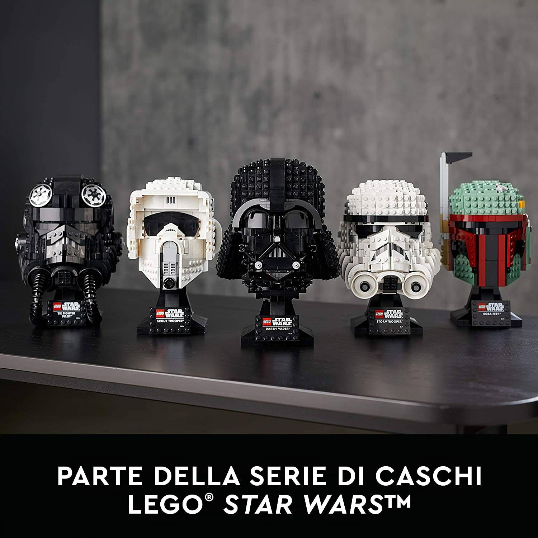 Lego Darth Vader Casco