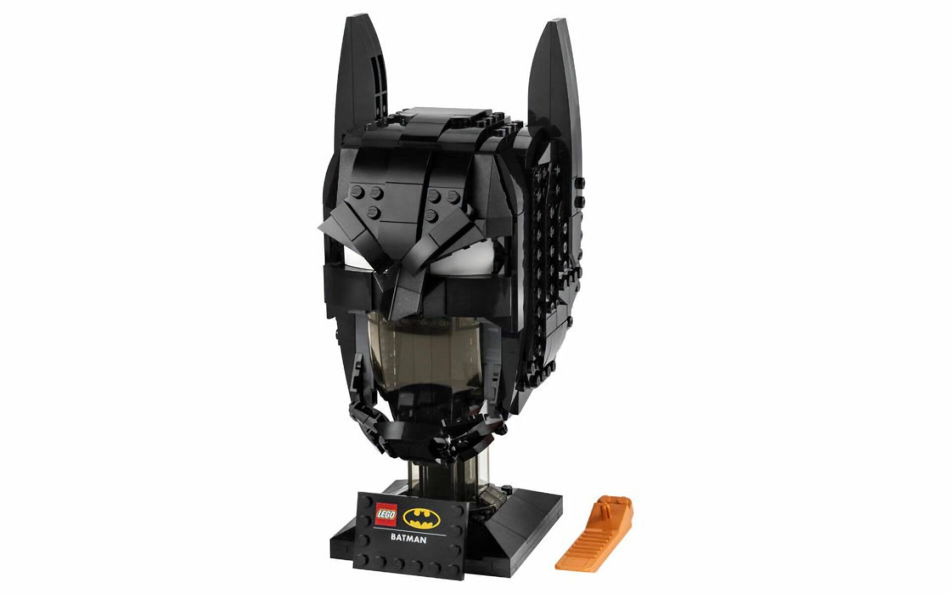 LEGO DC COMICS CAPPUCCIO DI BATMAN