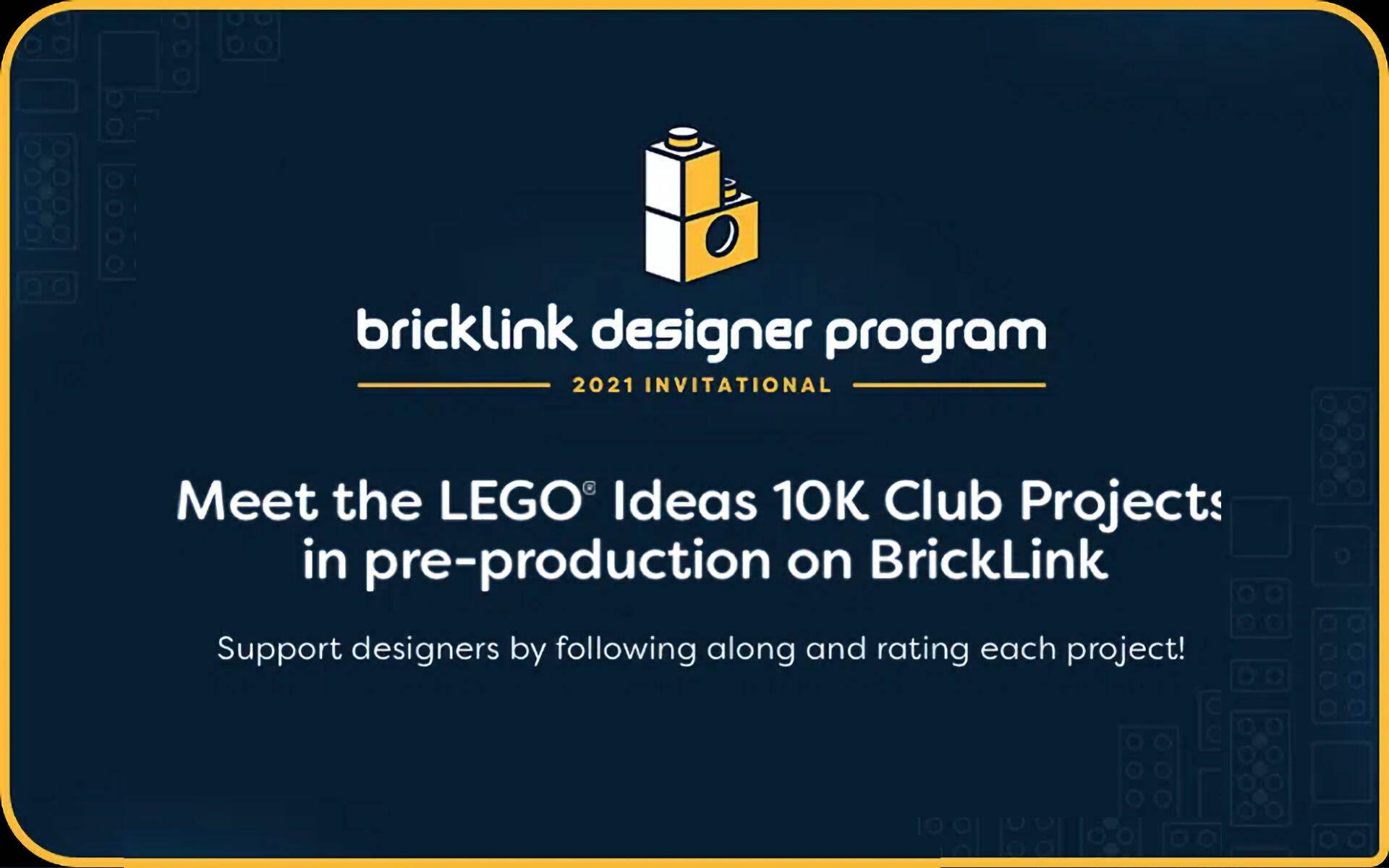 LEGO IDEAS - BRICKLINK - I FUTURI SET