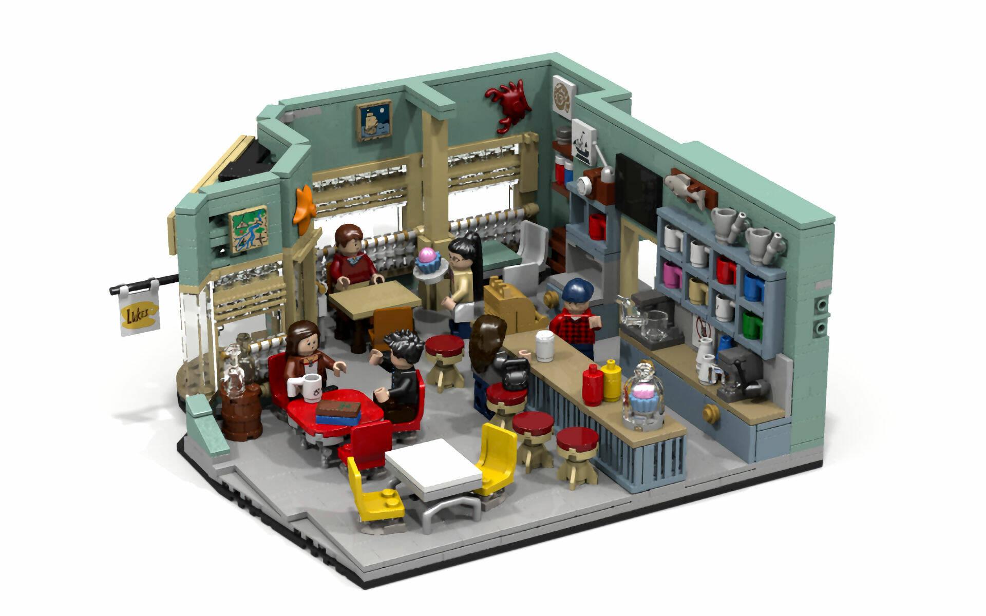 LEGO IDEAS NUOVO SET GWP