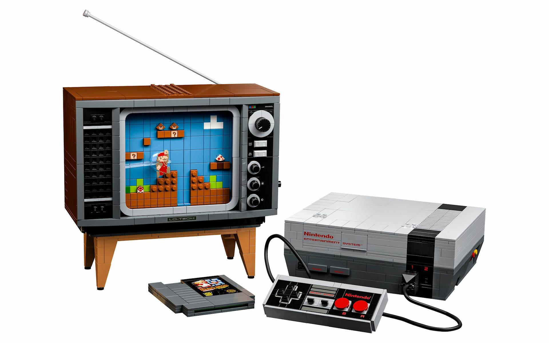 LEGO Nintendo Entertainment System (NES)