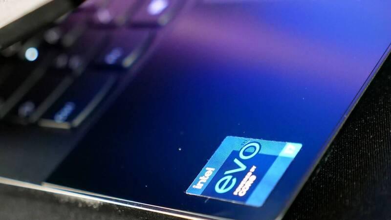 Intel EVO laptop, a guarantee of autonomy and performance