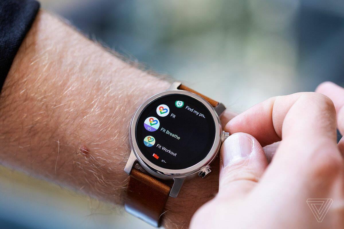 Lo smartwatch targato Motorola