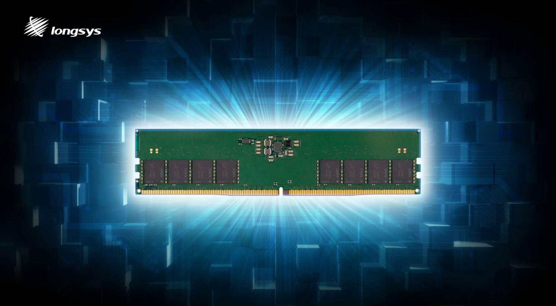 Longsys DDR5