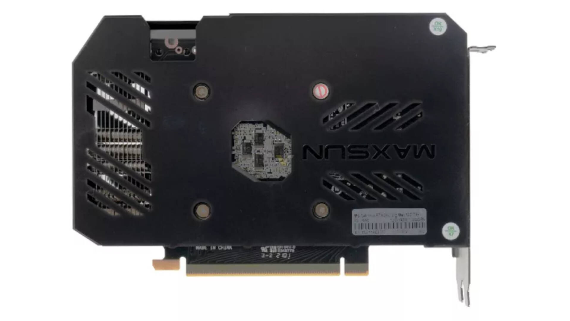 Max Sun GeForce RTX 3060 Big Mac