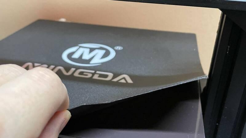 Mingda D2, FDM 3D printer for just over 250 euros | Review