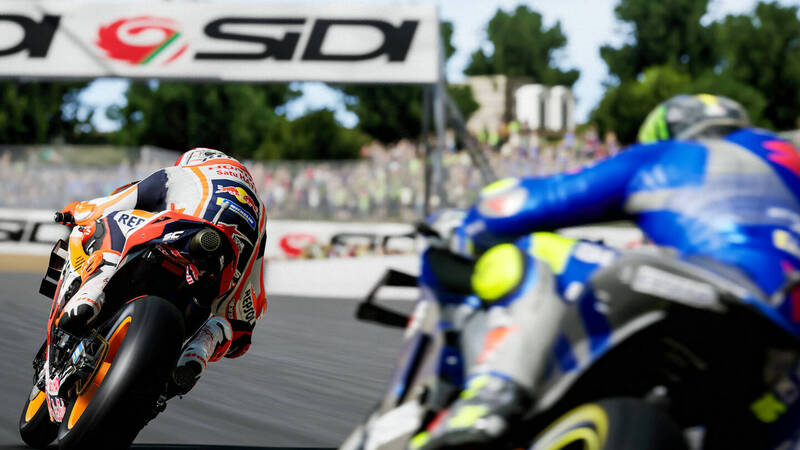 MotoGP 21: here's where to buy it at the best price