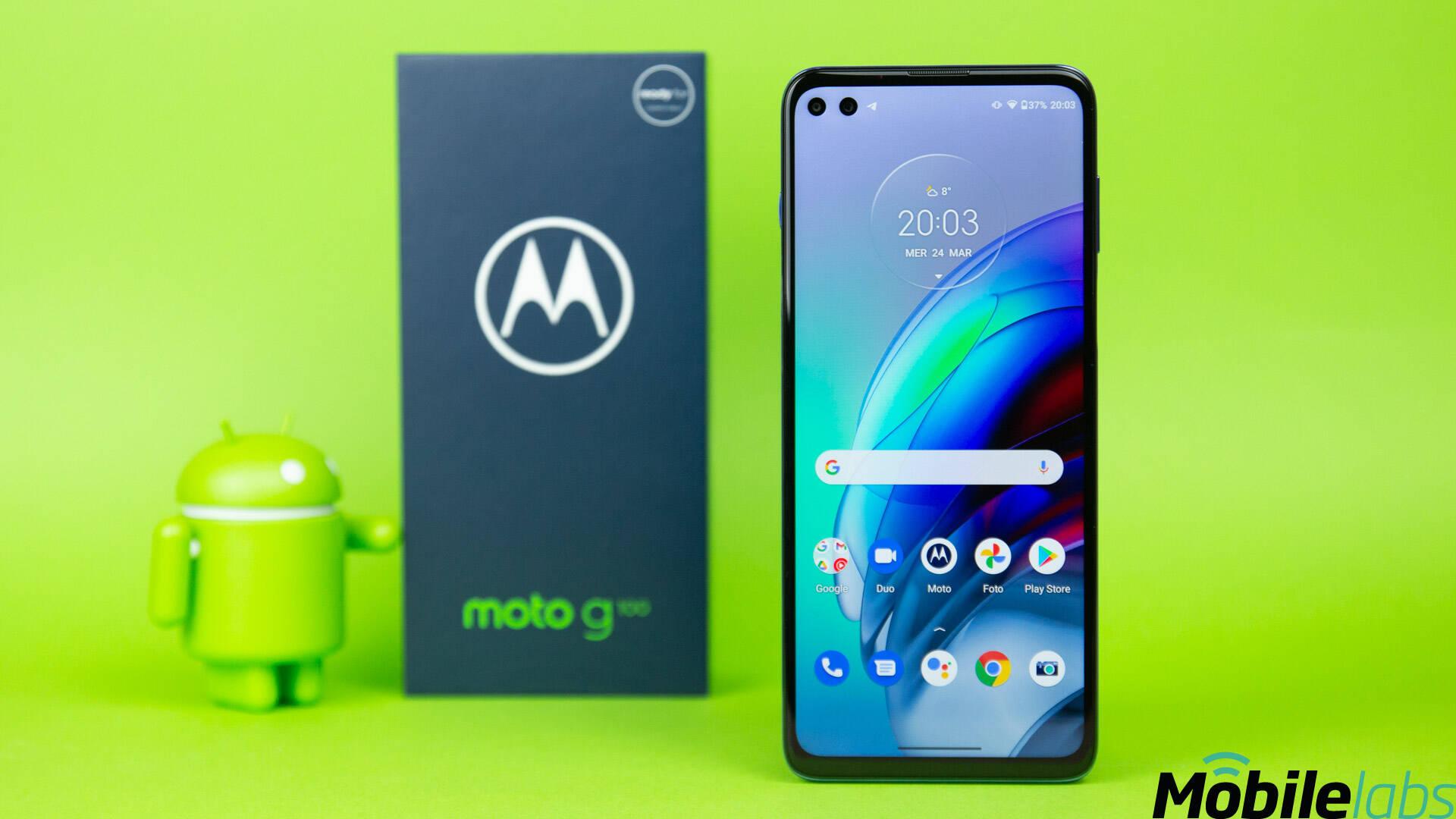 Motorola - moto g100