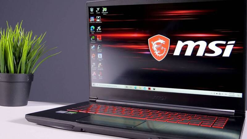 MSI GF65 Thin 10UE with RTX 3060 | Review