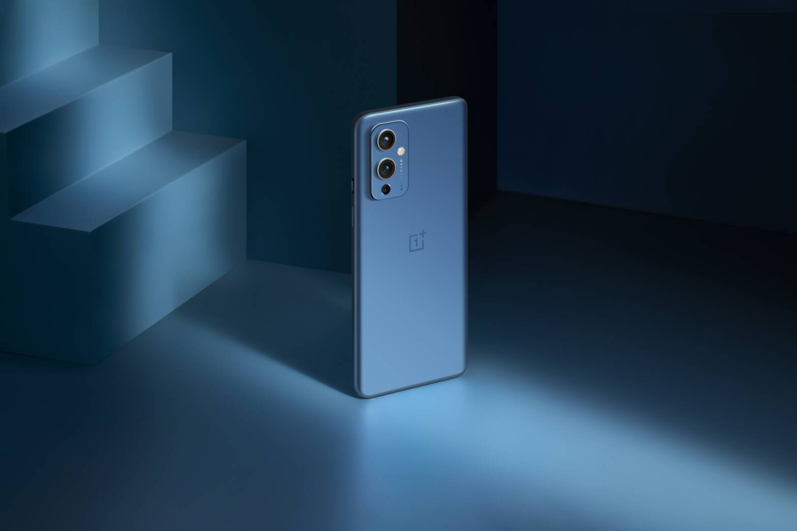 OnePlus 9 e 9 Pro official renders