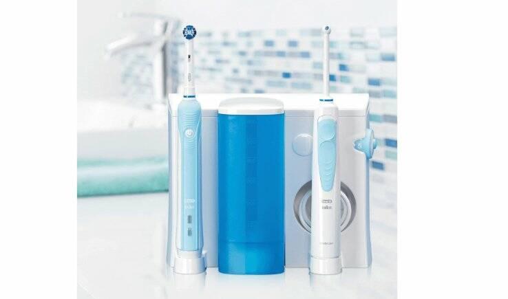 Oral-b smart 5000 idropulsore oxyjet