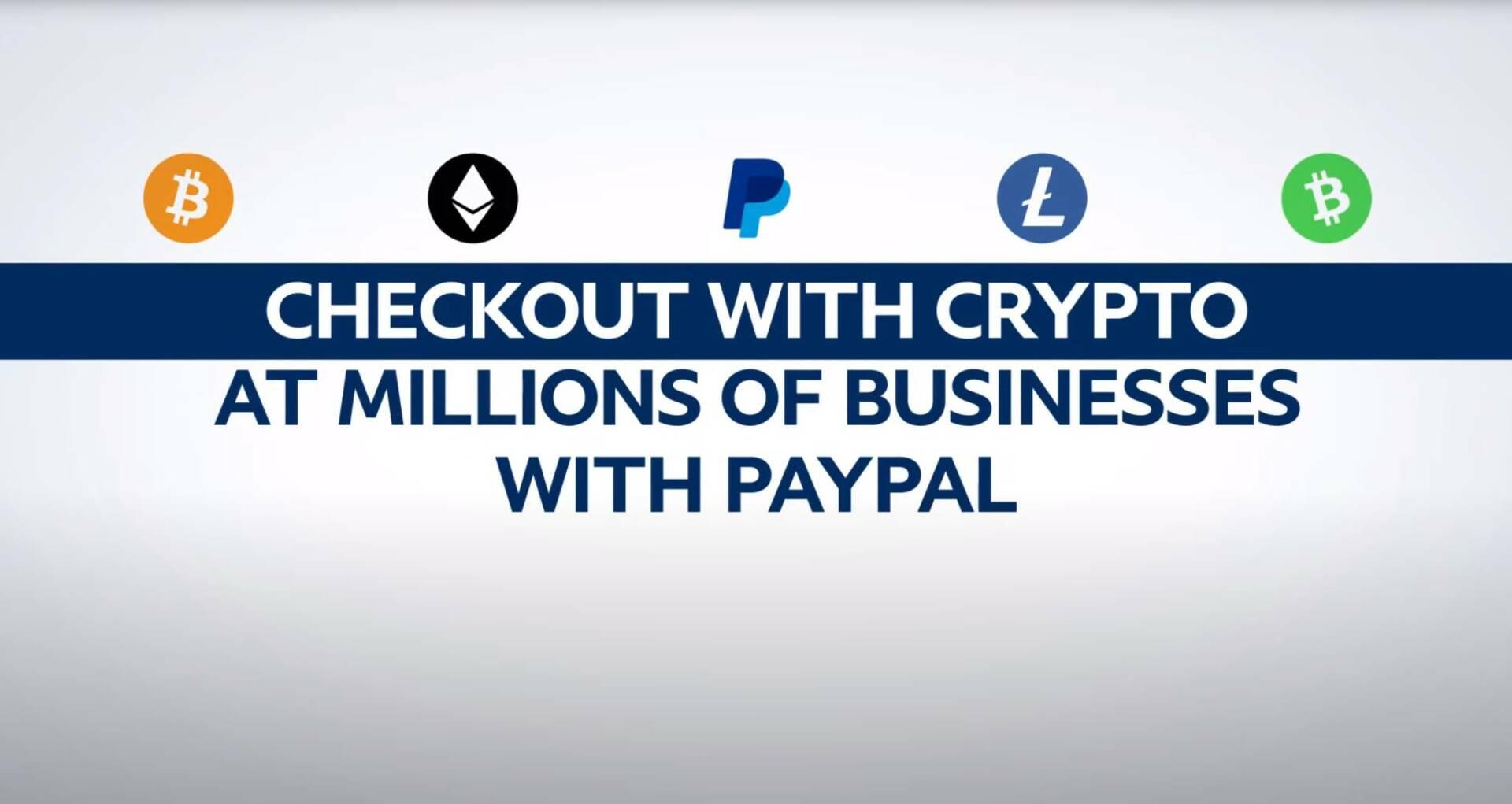 PayPal Crypto