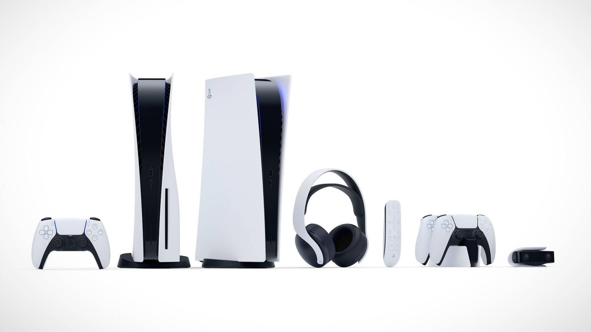 PlayStation 5 e accessori