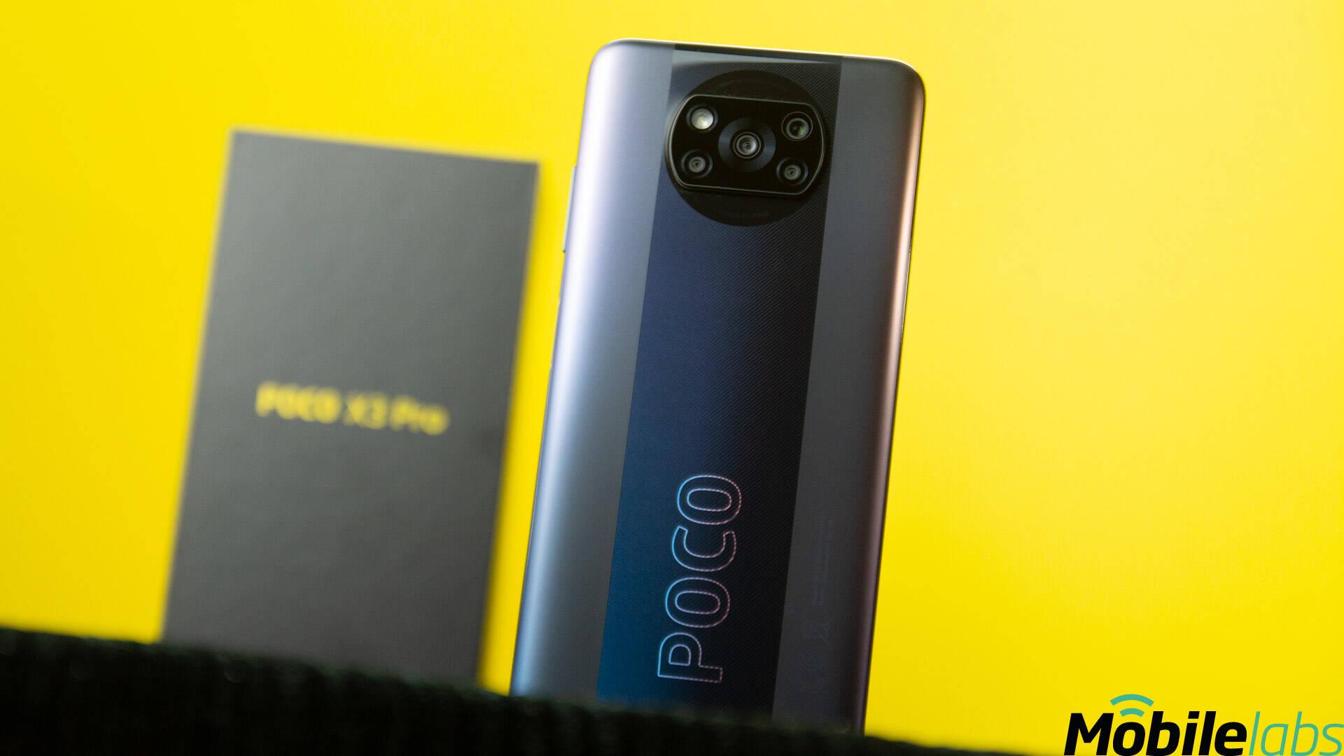 POCO - X3 Pro