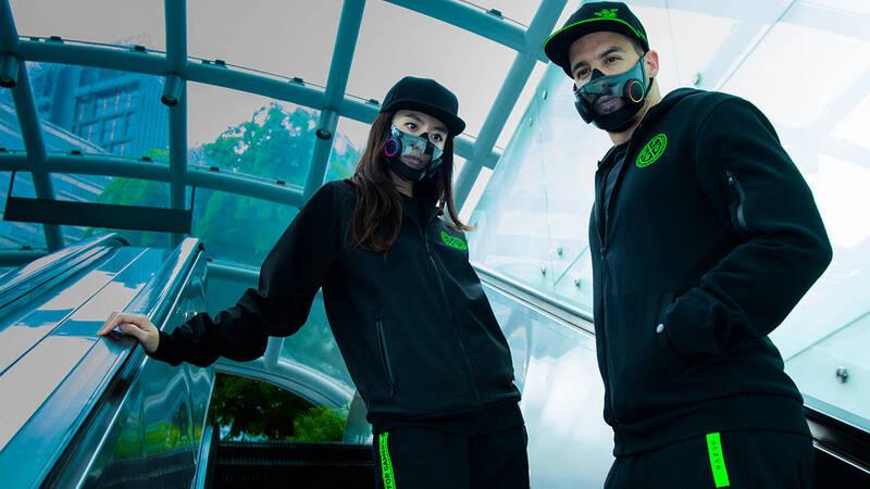 Project Hazel, Razer's hi-tech mask becomes reality
