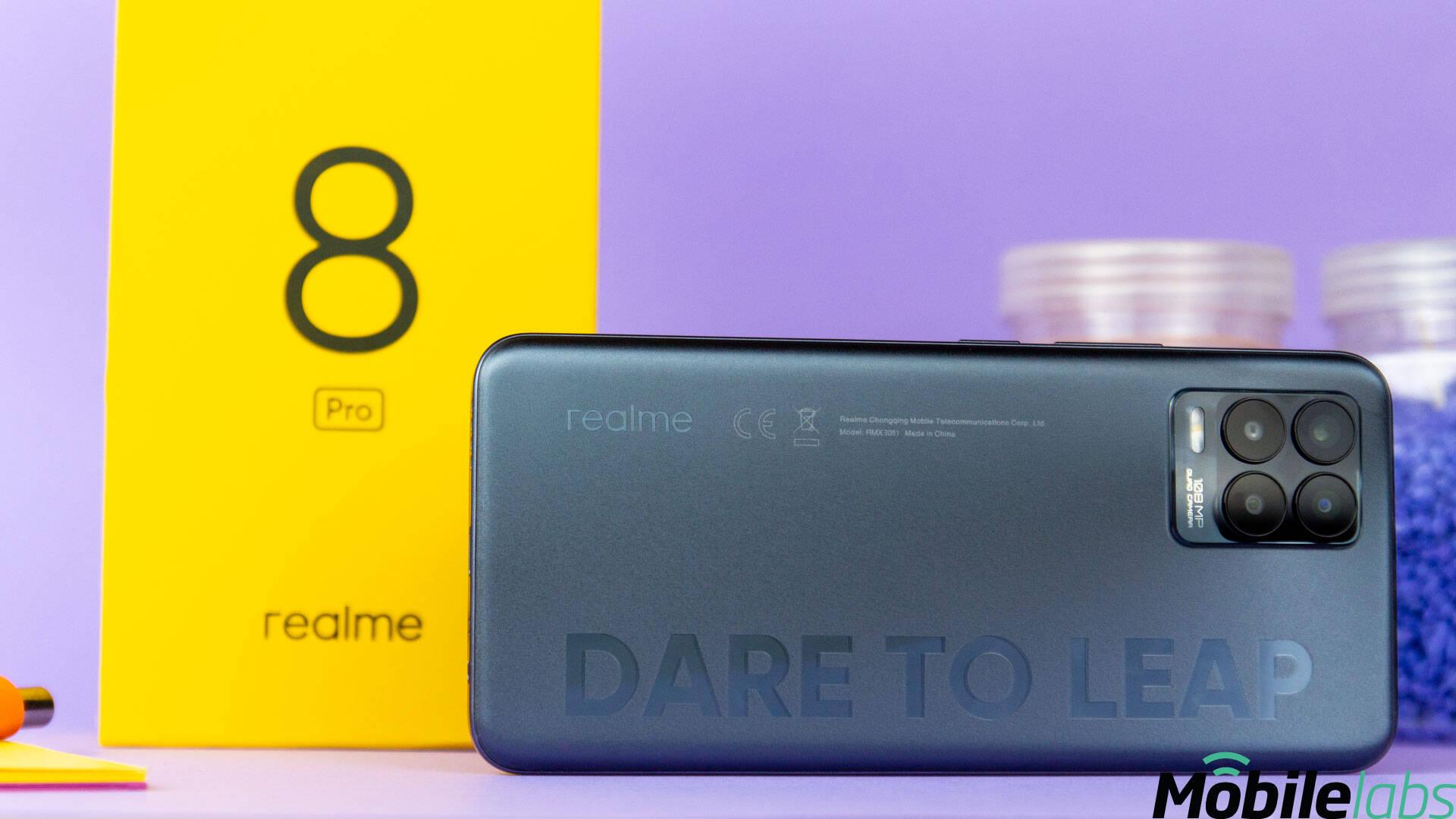 realme - 8 Pro