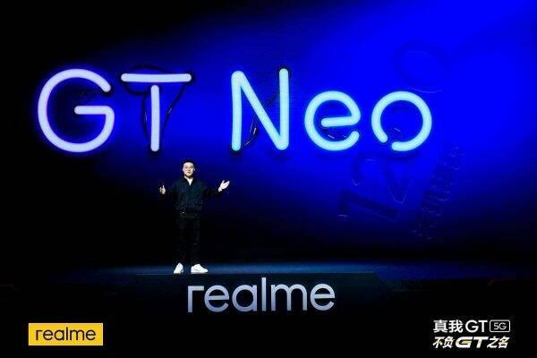 Realme annuncia il modello GT Neo