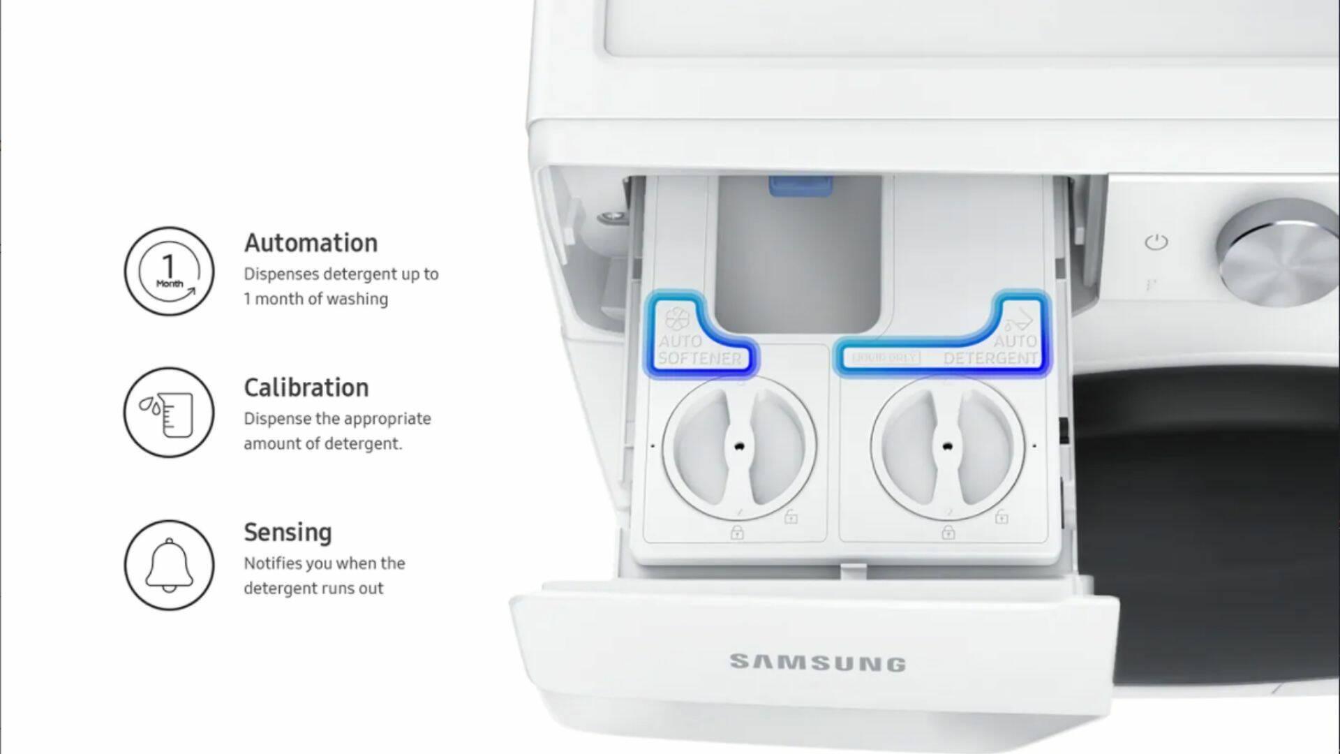 Samsung AI WD10T634DBH