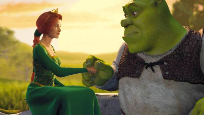 Shrek: a 4K version coming soon