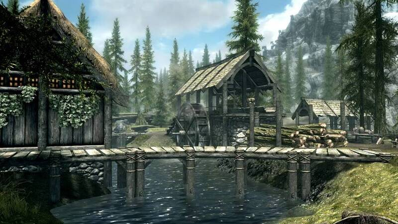 Skyrim: Kills every single NPC and creature, now the game is a wasteland