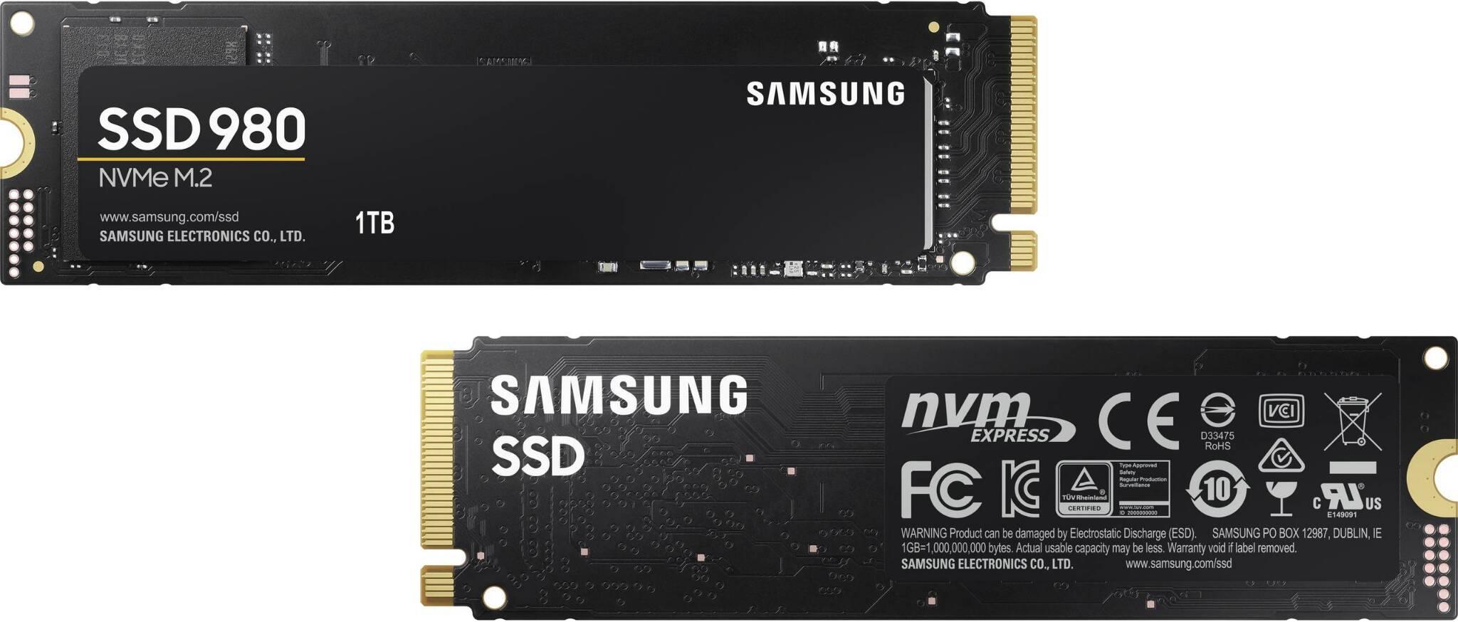SSD Samsung 980