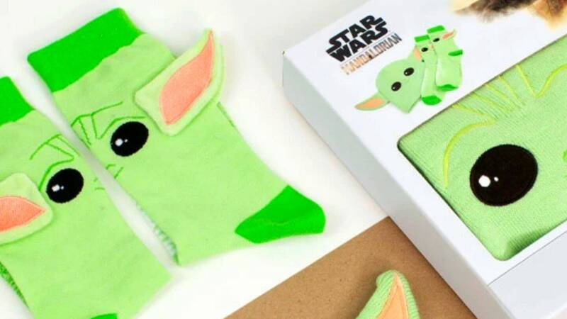 Baby Yoda and more in Just Geek's Star Wars offers!