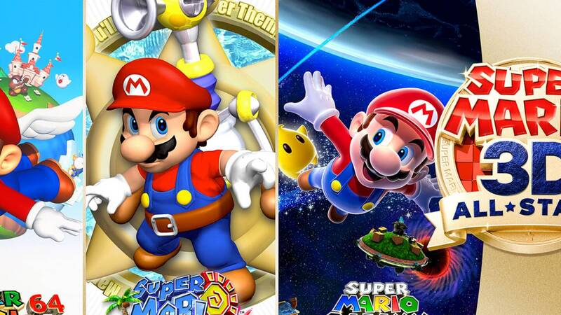 Super Mario 3D-All Stars is back on Amazon at a discounted price!