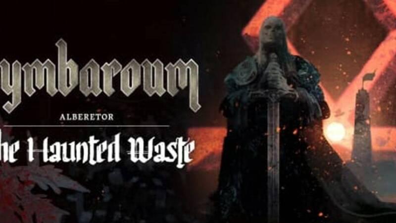 Symbaroum, Free League Publishing announces Alberetor - The Haunted Waste