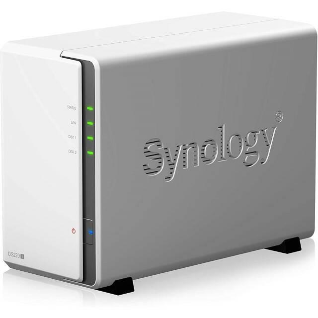 Synology DiskStation DS220J - guida