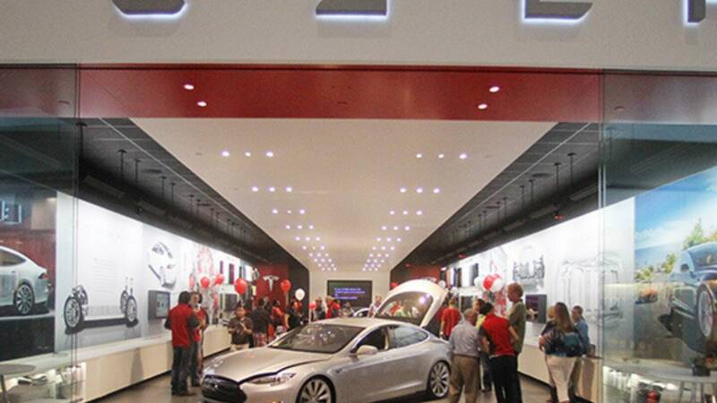 Tesla ready to open Happy Days-style restaurants?
