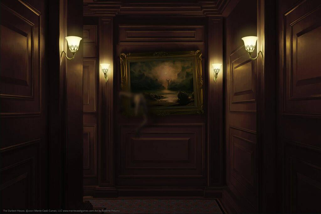 The Darkest House