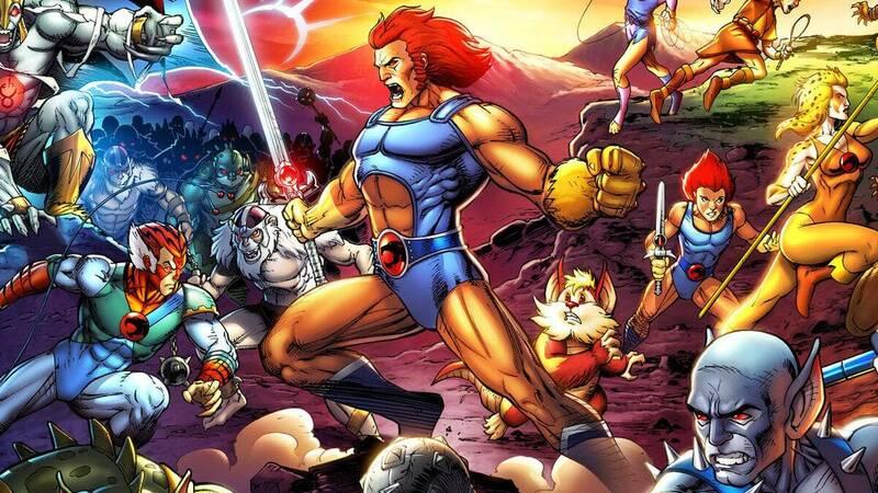Thundercats: a new movie coming
