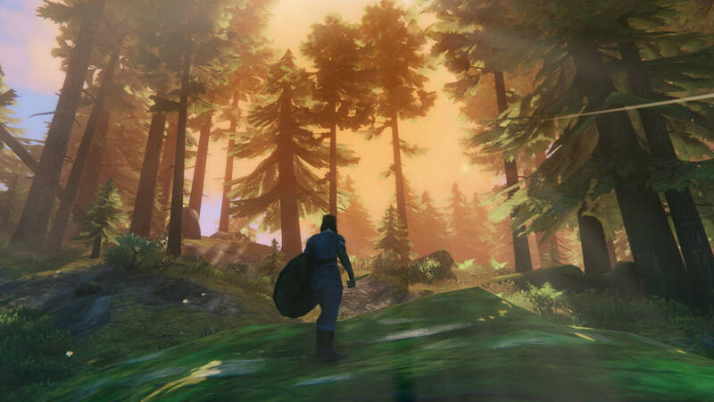 Valheim embraces virtual reality