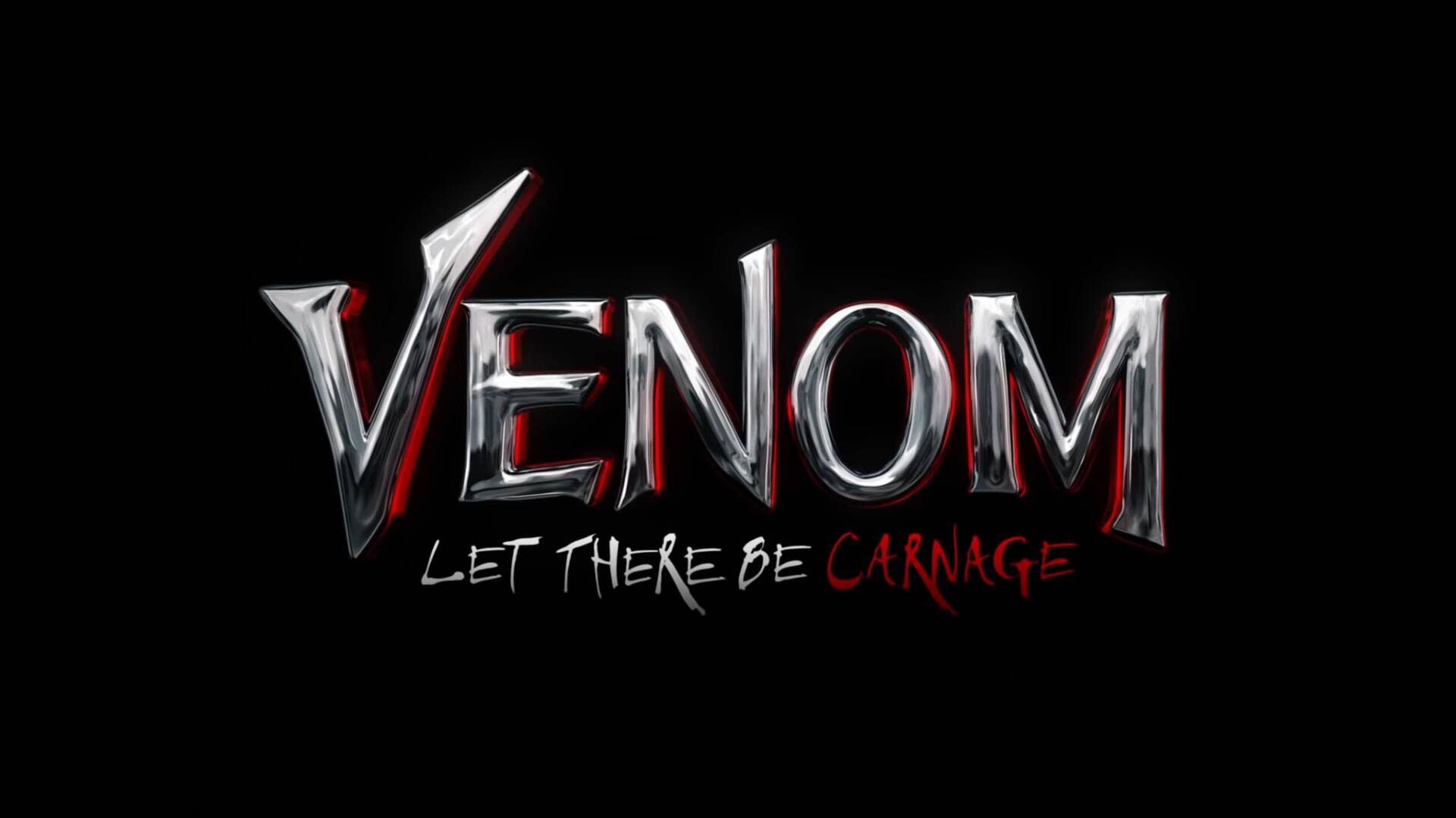 Venom: Let There Be Carnage logo