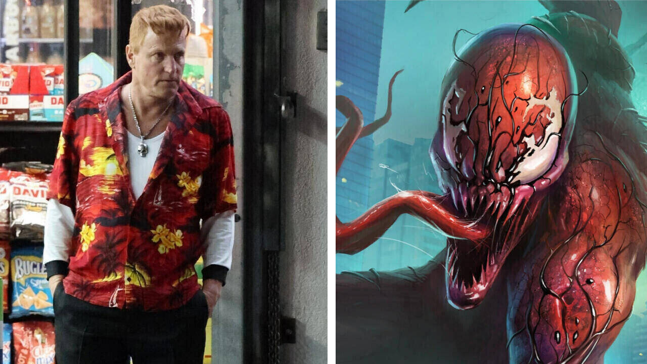 Venom: Let There Be Carnage Cletus Kasady